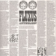 V.A. - Fluxus Anthology: A Collection Of Music And Sound Events