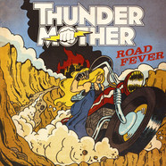 Thundermother - Road Fever Yellow Vinyl Edition