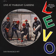 Devo - Live At Mabuhay Gardens San Francisco CA - August 3 1977