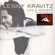 Lenny Kravitz - Live & Acoustic-new York, 14Th March 1994
