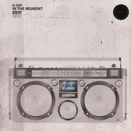 K-Def - In The Moment Electric Blue Vinyl Edition