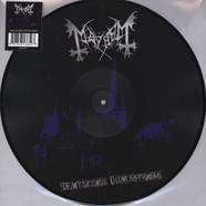 Mayhem - De Mysteriis Dom Sathanas Picture Disc Edition