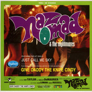 Naz Nomad & The Nightmares - Give Daddy The Knife Cindy