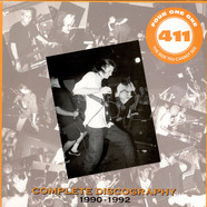 411 - The Side You Cannot See: Complete Discography 1990-1992