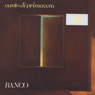 Banco - Canto Di Primavera Yellow Vinyl Edition