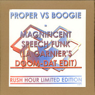 San Proper vs Olivier Boogie - Magnificent Speech Funk (La Garnier's Doom - Dat Edit)