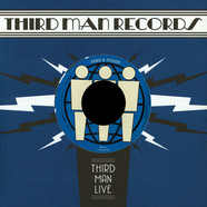 Fred & Toody of Dead Moon - Live At Third Man Records