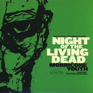 Morricone Youth - Night Of the Living Dead Orange Vinyl Edition