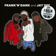 Frank N Dank & Jay Dee aka J Dilla - The Jay Dee Tapes Red Vinyl Edition