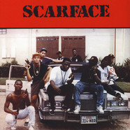 Scarface - Scarface/ Scarface Dub Version Black Vinyl Edition