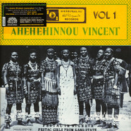 Vincent Ahehehinnou - Best Woman