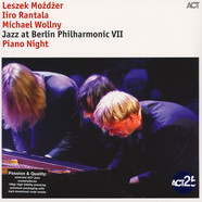 Mozdzer - Rantala - Wollny - Jazz At Berlin Philharmonic VII: Piano Night