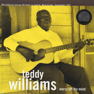 Teddy Williams - Worry Off My Mind