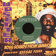 Peter Tosh & The Wailers - Downpresser/Version