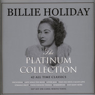 Billie Holiday - The Platinum Collection White Vinyl Edition