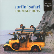 Beach Boys, The - Surfin' Safari + Candix Recordings