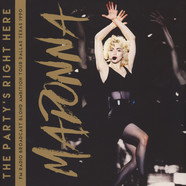 Madonna - The Party's Right Here