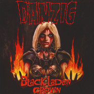 Danzig - Black Laden Crown Black Vinyl Editon