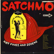 Louis Armstrong - Satchmo A Musical Autobiography Of Louis Armstrong (1926-1927) Hot Fives And Sevens