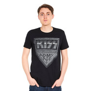 Kiss - Army Distressed T-Shirt