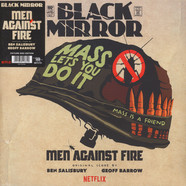 Ben Salisbury & Geoff Barrow - OST Black Mirror: Men Against Fire Picture Disc Edition