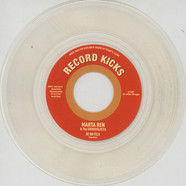Marta Ren & Groovelvets, The - I'm Not Your Regular Woman / Be Ma Fela Clear Vinyl Edition