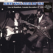 Albert King & Stevie Ray Vaughan - CHCH Studios Hamilton Canada, December 6th 1983
