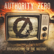Authority Zero - Broadcasting To The Nations