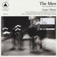 Men, The - Leave Home Clear Vinyl Edition