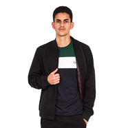 Fred Perry - Gingham Bomber Jacket