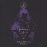Old Coroner - Inside Us EP Purple Vinyl Edition
