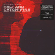 Paul Haslinger - OST Halt And Catch Fire Black Vinyl Edition