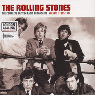 Rolling Stones - Complete British Radio Broadcasts Volume 1
