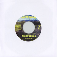 Jesse Royal / Bushman - Black Woman / Hungry Days