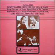 Benny Carter / Gene Sedric / Jonah Jones - Swing, 1946