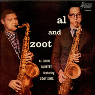 Al Cohn Quintet Featuring Zoot Sims - Al And Zoot