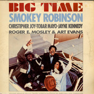 Smokey Robinson - Big Time