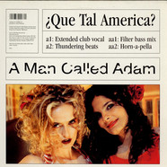 A Man Called Adam - ¿Que Tal America?
