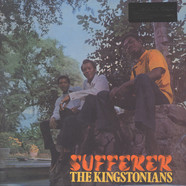 Kingstonians - Sufferer Black Vinyl Edition