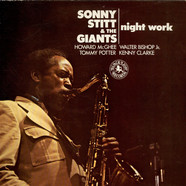Sonny Stitt & The Giants - Night Work