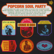 V.A. - Popcorn Soul Party - Blended Soul And R&B 1958-62