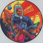Tashan Dorrsett - Kool Keith presents: Tashan Dorrsett - The Preacher Picture Disc Edition