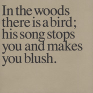 Olaf Nicolai - In The Woods There Is A Bird … Deluxe Edition