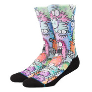 Stance x Kevin Lyons - Monster Party Sub Socks
