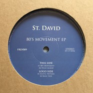 St. David - 80's Movement Ep