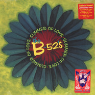 B-52's, The - Summer Of Love Colored Vinyl Edition