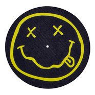 Nirvana - Smiley Face Slipmat