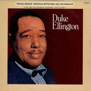 Duke Ellington - The Bethlehem Years, Volume I