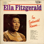 Ella Fitzgerald - For Sentimental Reasons...