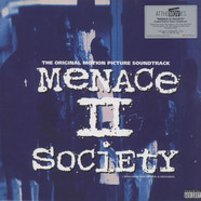 V.A. - Menace II Society Red Vinyl Edition